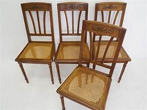 Antike Stühle Um 1900 : antike fundgrube stuhl st hle 4 lehnst hle antik um 1900 aus eiche mit geflecht 6488 antike ~ Markanthonyermac.com Haus und Dekorationen