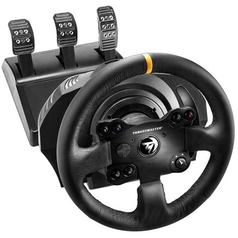 Volante Thrustmaster Xbox One by Thrustmaster Tx Racing Wheel Leather Edition Accessoires