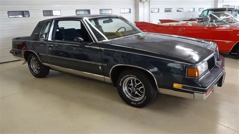 1987 Oldsmobile Cutlass Salon Stock # 334677 For Sale Near
