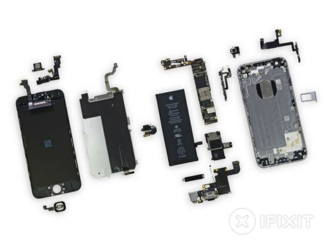 iphone replacement parts iphone 6 teardown ifixit