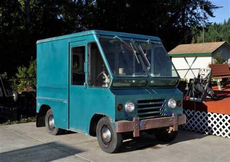 jeep van truck 1965 jeep fj 6a fleetvan project bring a trailer