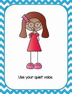 Voice Level--Quiet Voice or Loud Voice ????????? by ...  Quiet