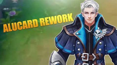 New Alucard Rework (mobile Legends)