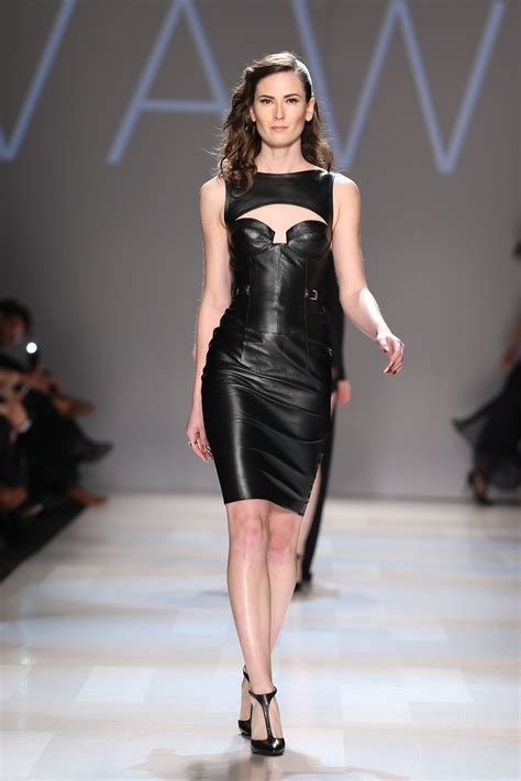 Top 10 Trends Toronto Fashion Week Spring 2013 Flare