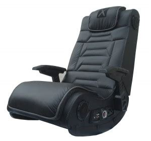 the joy pain of a vibrating gaming chair