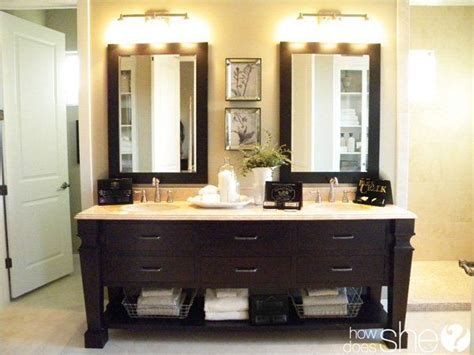 vanity decor room by room decorating secrets vases the wall and Bathroom