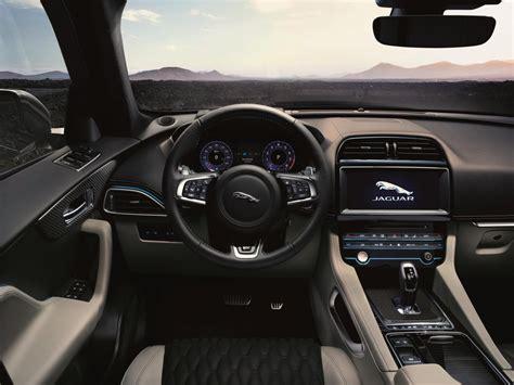 jaguar  pace svr interior forcegtcom
