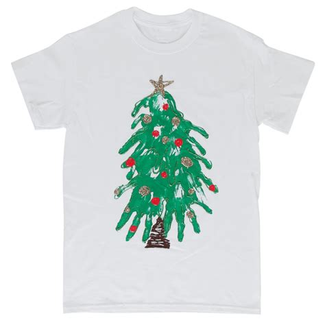 handy dandy christmas tree t shirt ilovetocreate