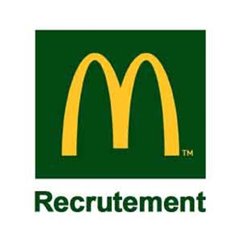 macdonald recrutement espace recrutement