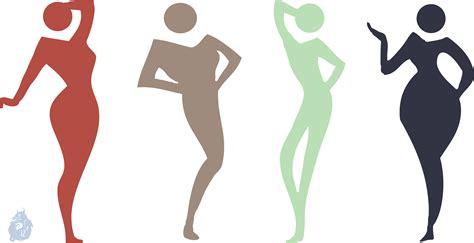 Body Shape Clipart