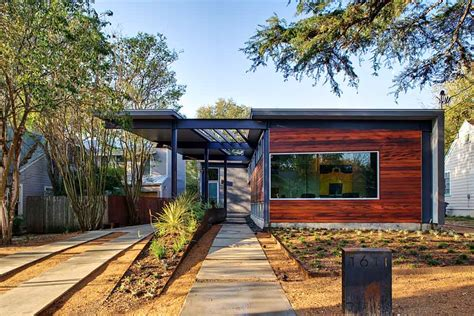 Small One Story House Inspiration by Stylishly Simple Modern One Story House Design