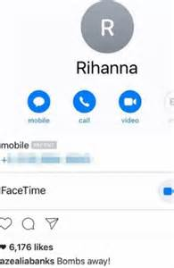 rihanna azealia banks publish each other s phone numbers