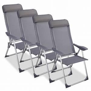 Chaise Camping Pliante : chaise pliante camping chaise camping ~ Melissatoandfro.com Idées de Décoration