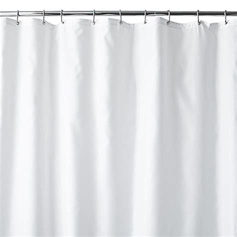 fabric shower curtain liner hotel fabric shower curtain liner bed bath beyond