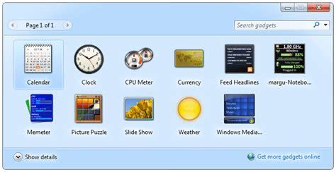 gadgets bureau windows 8 how to install a windows gadget