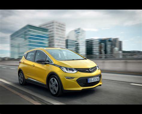 Opel Vauxhall by Opel Vauxhall Electric Era E 2016