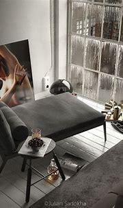 A Cool Grey Interior for a Free Spirit | Interior ...
