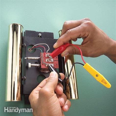 how to install a doorbell with transformer side of repair a doorbell fix a dead or broken doorbell the
