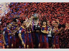 FC Barcelona Win La Liga After Real Madrid Fail to Beat