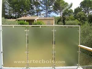 Brise Vue Opaque : brise vue opaque panneau brise vue bois idmaison ~ Premium-room.com Idées de Décoration