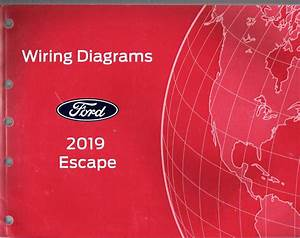 2019 Ford Escape Factory Oem Wiring Diagrams
