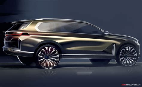 bmw minivan concept bmw concept x7 iperformance previews new luxury suv