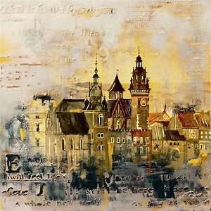Wawel Castle Poland 194 1 Painting By Mawra Tahreem