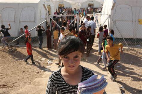 forgotten yazidis face dire winter  toronto star