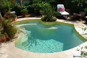 la mini piscine solution pour petit budgets et petits With delightful idee amenagement jardin de ville 15 bordures bois