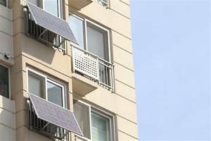 Solarzelle Für Gartenhaus : balkon solaranlage das m ssen sie wissen ~ Lizthompson.info Haus und Dekorationen