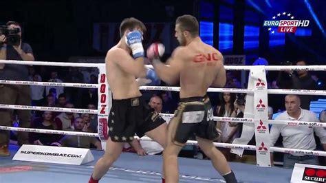 Andrei Stoica vs Pavel Voronin (HD)