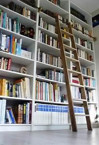 étagère échelle Ikea : une chelle de biblioth que billy chelle de ~ Premium-room.com Idées de Décoration