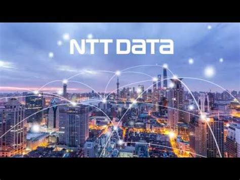 sap application services  ntt data youtube