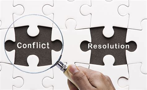 resolving conflict establish rules  engagement life
