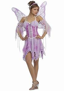 Womens Sexy Fairy Costume - Adult Womens Pixie and Fairy ...
