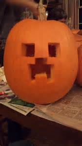 Minecraft Creeper Pumpkin Stencils by Minecraft Creeper Pumpkin By Darkksaber On Deviantart