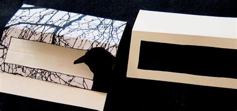 late harvest festival raven place cards