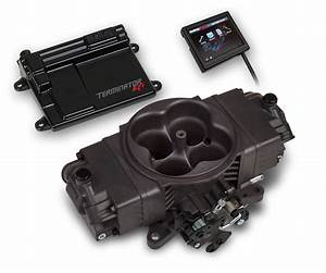 Holley Terminator Stealth Efi Master Kit