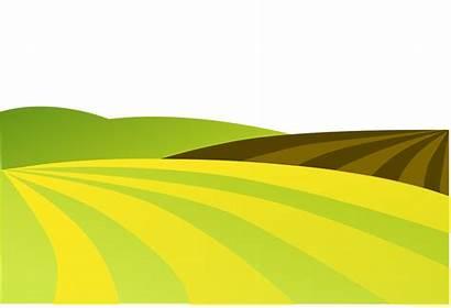 Plain Plains Clipart Landscape Clip Agriculture Hills