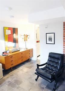 Mid Century Modern Basement Suite Midcentury Bedroom