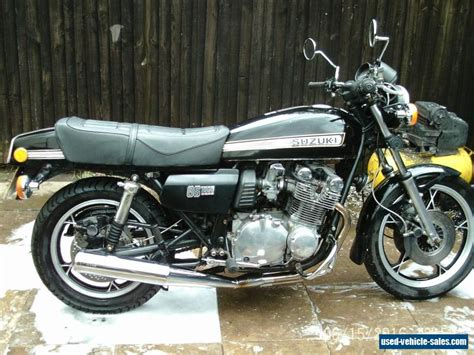 1978 Suzuki Gs1000 by 1978 Suzuki Gs1000 For Sale In The United Kingdom