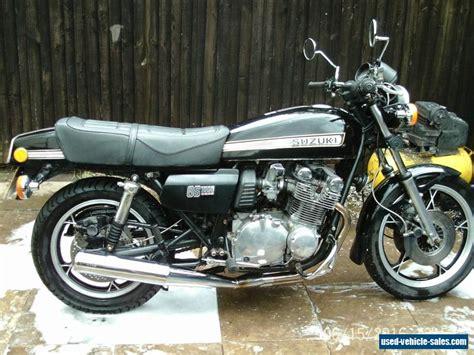 Suzuki For Sale Used by 1978 Suzuki Gs1000 For Sale In The United Kingdom