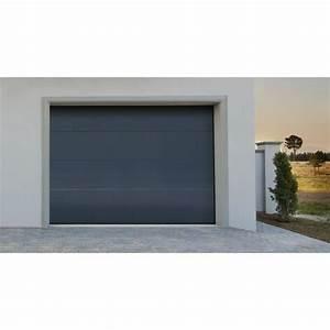 Porte De Garage Sectionnelle Pas Cher : porte de garage sectionnelle achat vente porte de ~ Dailycaller-alerts.com Idées de Décoration