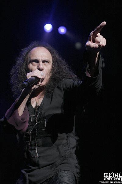 The Ghost Of Ronnie James Dio Spotted At Last In Line