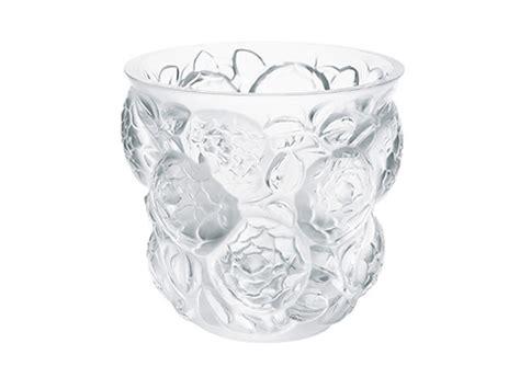 vasi lalique vaso oran in cristallo lalique serra roma