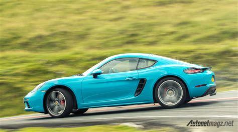 Gambar Mobil Porsche 718 by Porsche 718 Cayman Drift Autonetmagz Review Mobil Dan