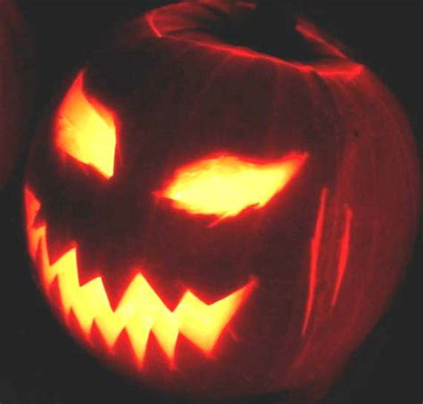 scary o lantern designs halloween night trick or treat