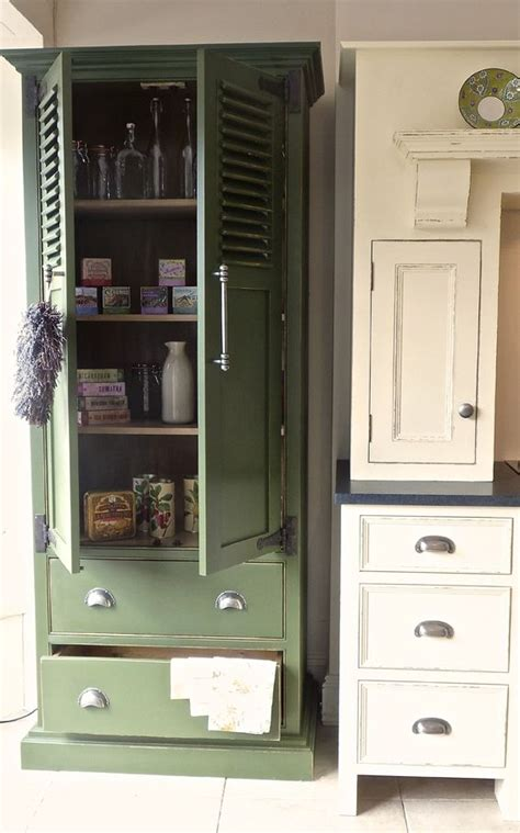 Freestanding Kitchen Cupboards by This Practical Free Standing Kitchen Pantry Cupboard