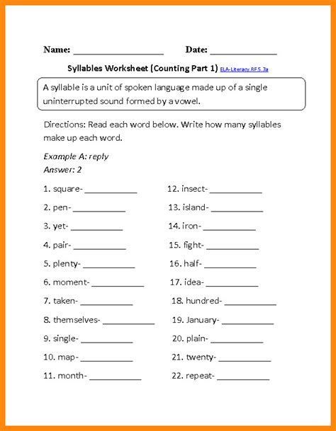 5th grade english worksheets homeschooldressage
