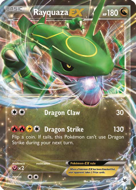 rayquaza   rayquaza   double dragon energy